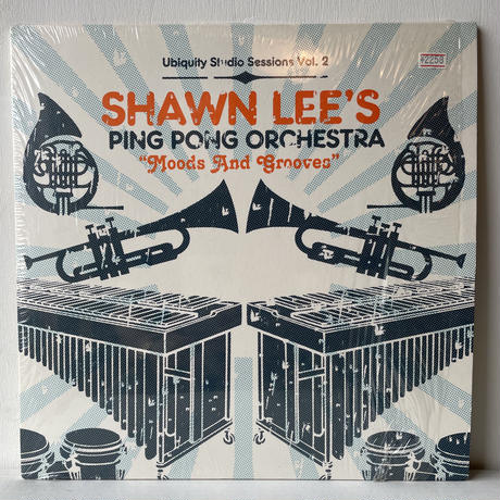 SHAWN LEE'S PING PONG ORCHESTRA / Moods And Grooves