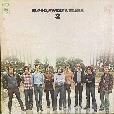 BLOOD, SWEAT & TEARS / 3