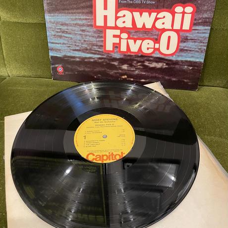 Mort Stevens And His Orchestra – Original Hawaii Five-O TV Sound Track