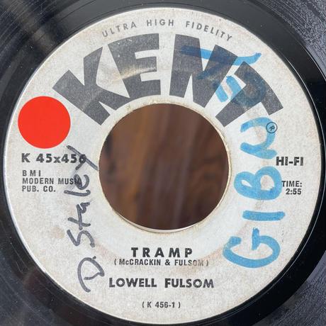 LOWELL FULSOM / Tramp