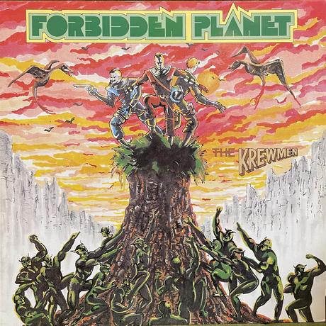 THE KREWMEN / Forbidden Planet