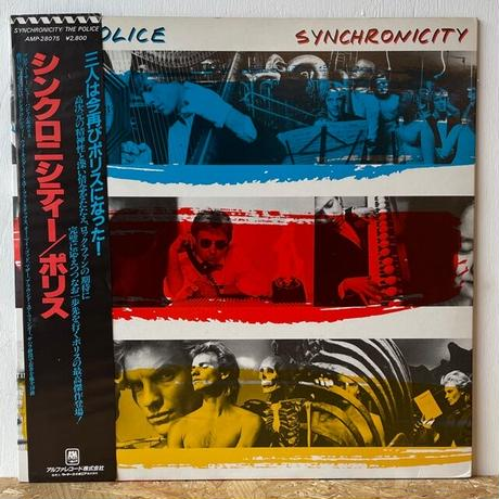 THE POLICE / Synchronicity