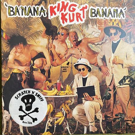 KING KURT / Banana Banana