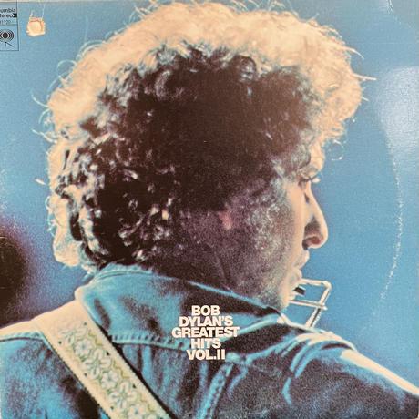 BOB DYLAN / Bob Dylan's Greatest Hits Vol.2