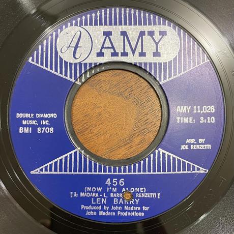 LEN BARRY / Funky Night