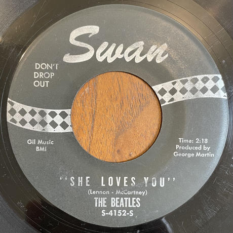 THE BEATLES / She Loves You