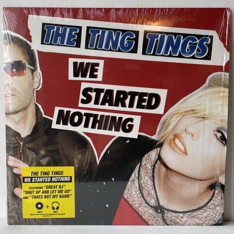 THE TING TINGS / We Started Nothing