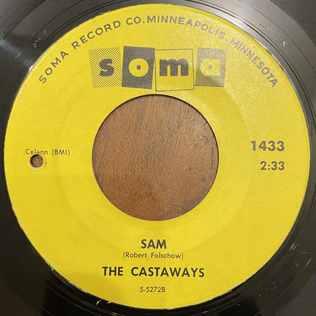 THE CASTAWAYS / Liar Liar