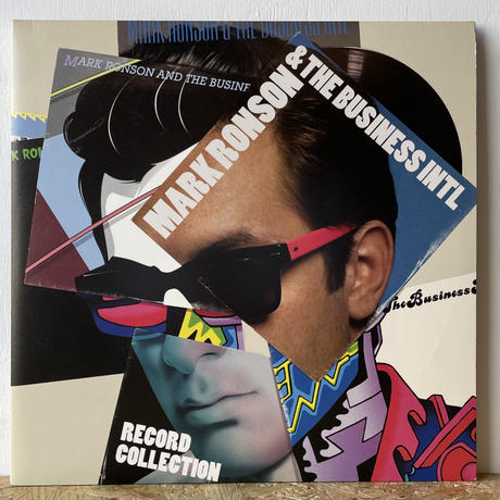 MARK RONSON & THE BUSINESS INTL / Record Collection