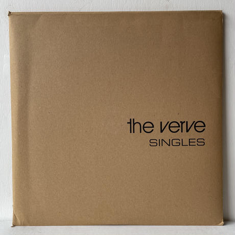 THE VERVE / Singles