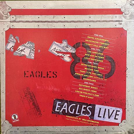EAGLES / Eagles Live