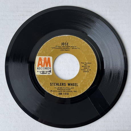 STEALERS WHEEL / Stuck In The Middle With You