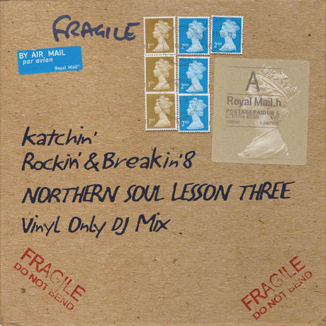 【在庫僅少】Rockin' & Breakin' 8 ~NORTHERN SOUL LESSON THREE~