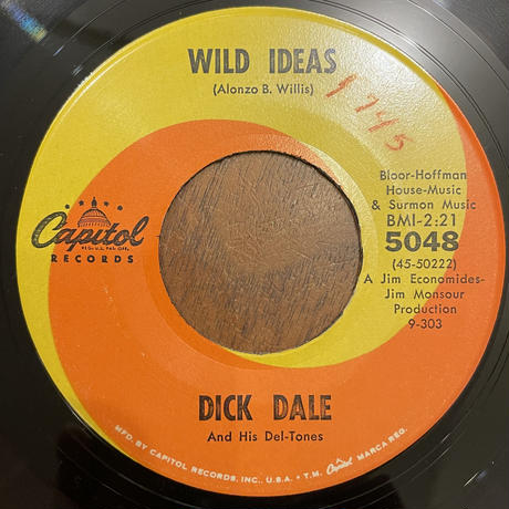 DICK DALE / The Scavenger
