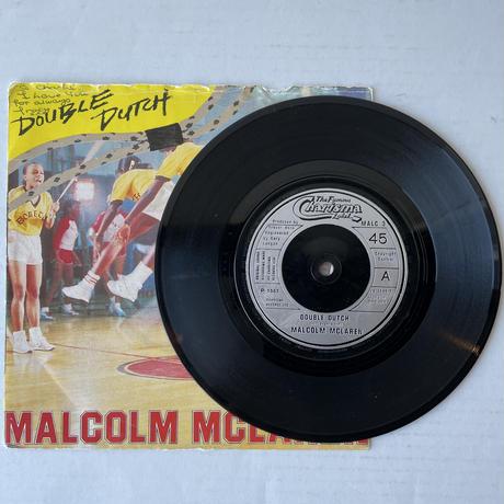 MALCOLM MACLAREN / Double Dutch