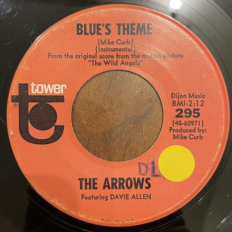 THE ARROWS / Blue's Theme
