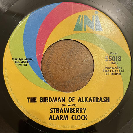 STRAWBERRY ALARM CLOCK / Incense And Peppermints