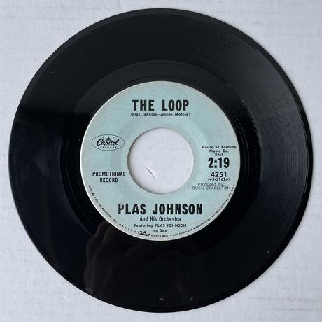 PLAS JOHNSON / Downstairs