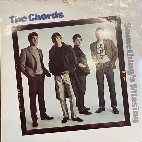 THE CHORDS / Something's Missing