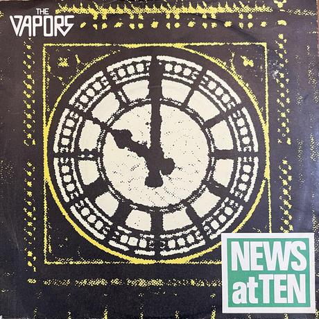 THE VAPORS / News At Ten