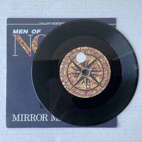 MAN OF NORTH COUNTRY / Mirror Man