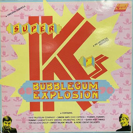 V.A. / Super K's Bubblegum Explosion