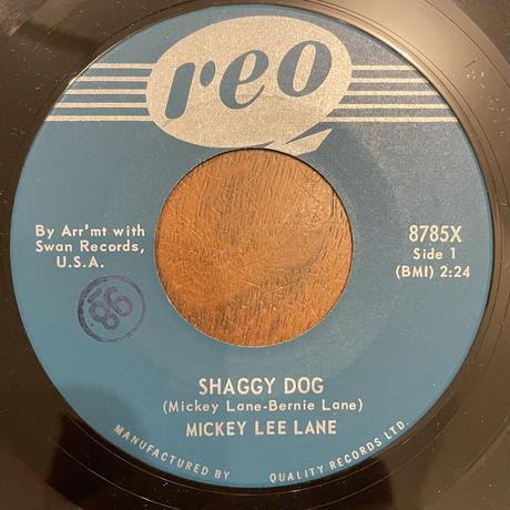 MICKEY LEE LANE / Shaggy Dog