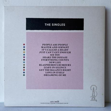 DEPECHE MODE / The Singles 81 → 85