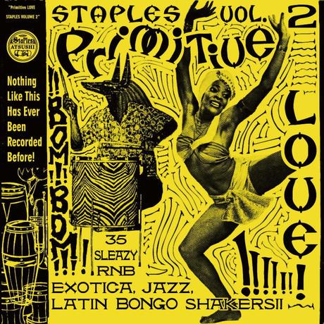 STAPLES vol 2 ~Primitive Love~