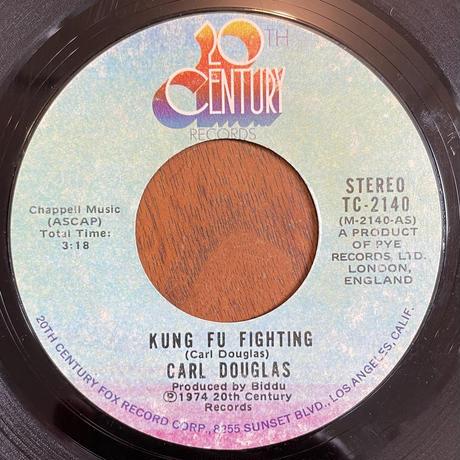 CARL DOUGLAS / Kung Fu Fighting