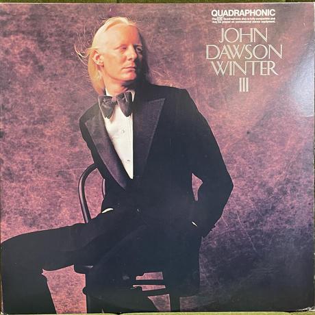 JOHNNY WINTER / John Dawson Winter III