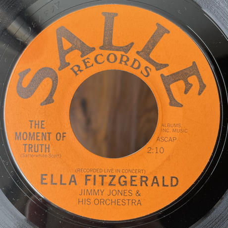 ELLA FITZGERALD / These Boots Are Made for Walkin'