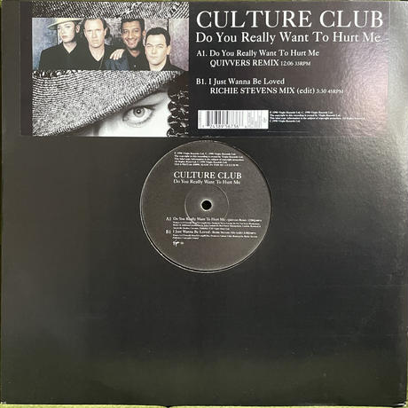CULTURE CLUB / Do You Really Want To Hurt Me