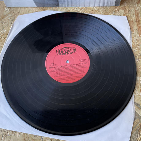 LITTLE EVA / Greatest Hits And Rare Items