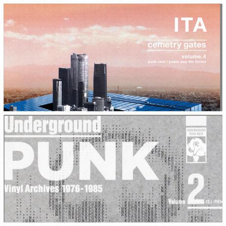 【送料無料!】PUNK MIX CD 2枚セット