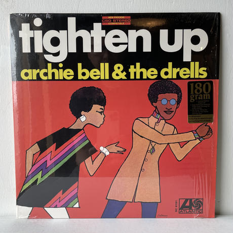 ARCHIE BELL & THE DRELLS / Tighten Up