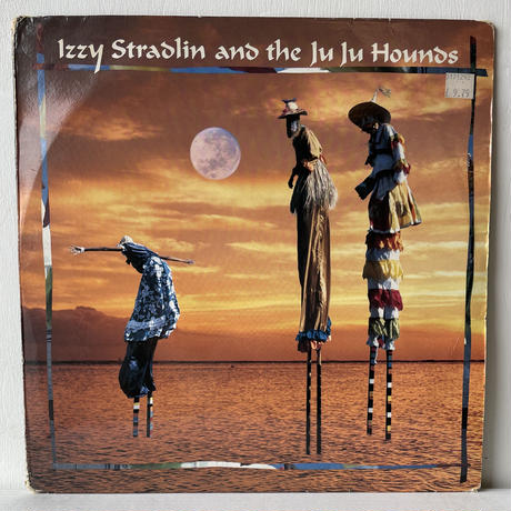 IZZY STRADLIN AND THE JU JU JOUNDS / Izzy Stradlin And The Ju Ju