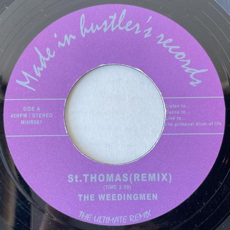 THE WEEDINGMEN / St. Thomas (Remix)