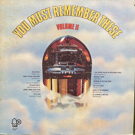 V.A. / You Must remember These Vol 2