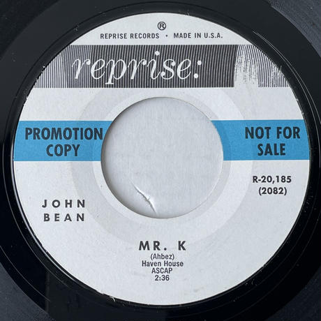 JOHN BEAN / Mr. K