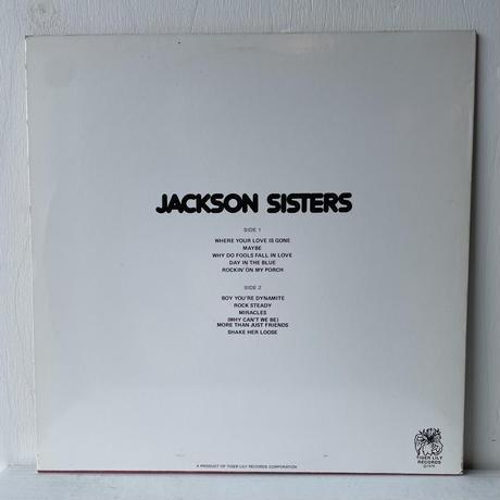 JACKSON SISTERS / Jackson Sisters