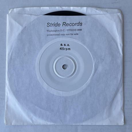STRIDE RECORDS / Get Ready /Taxman