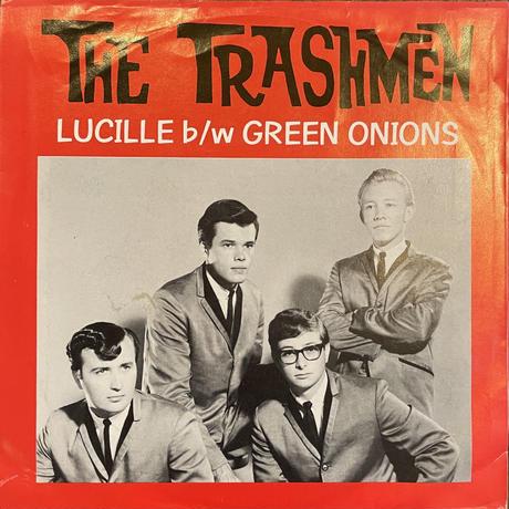 THE TRASHMEN / Lucille