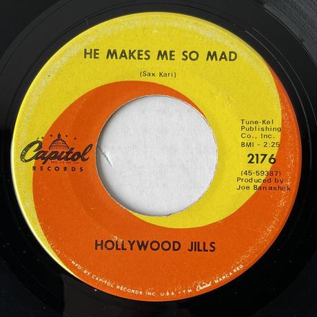 HOLLYWOOD JILLS / A Good Thing Baby