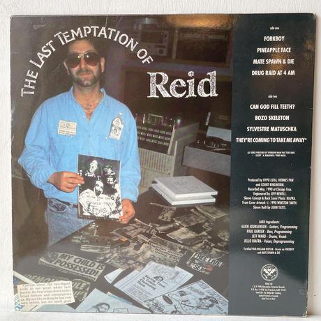 LARD / The Last Temptation Of Reid
