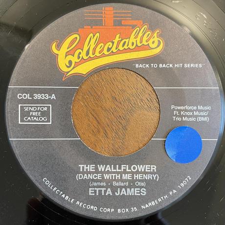 ETTA JAMES / The Wallflower