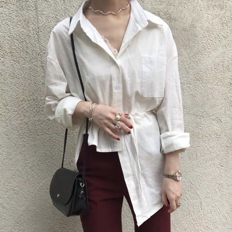 #52 asymmetry shirt