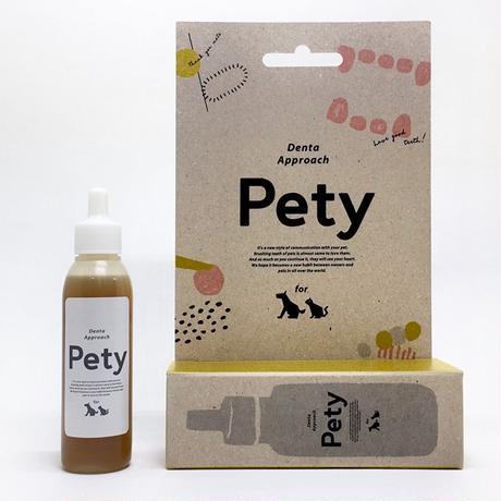 【デンタアプローチ】ペティ (25g) 犬猫用口臭・歯石予防ジェル