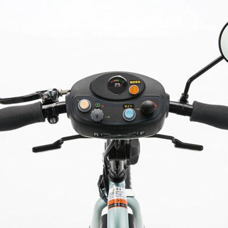 【ご自宅試乗】小回りしやすい!三輪型 電動シニアカーS637スマートパル