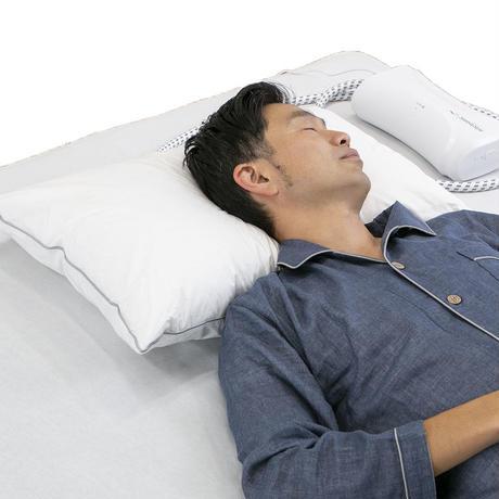 【お試し】いびき対策快眠支援枕(アンチスノアピロー) 専用アプリで効果検証ができる(360018000)
